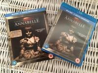 annabelle creation blu-ray + digital download