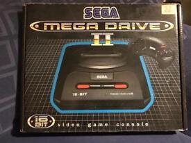 Sega megadrive boxed console fantastic condition