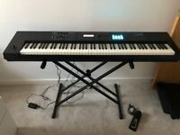Roland Juno DS 88 Synthesizer Keyboard Piano with a Warranty