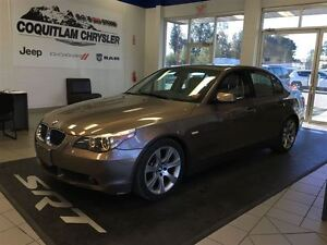 2007 BMW 550 leather sunroof loaded