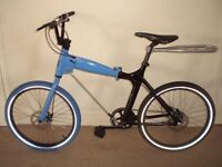 "Immaculate Biomega Puma Boston 8 speed (Alfine hub) 19.5"" Fold up Bike (will deliver)"