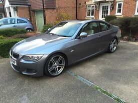 BMW 325d M Sport Coupe