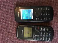 Nokia 113 & Nokia 1280