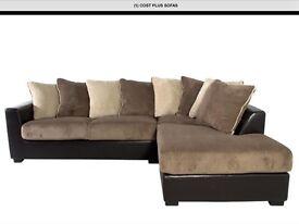 NEW* Fabric Corner Suite