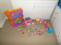 loads of polly pocket things for sale everything you see is included in the pics