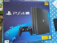PS4 Pro + Spider-Man for sale