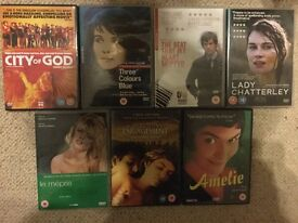 Selection of foreign films