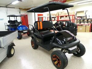 2012 club car Precedent ELECTRIC GOLF CART  BRAND NEW BATTERIES Belleville Belleville Area image 2