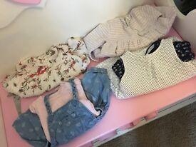 Baby girl dresses 0/3m