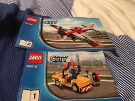 Lego city 60019