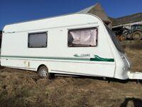 Crown SE524 4 Berth Caravan