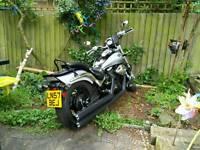 2008 Suzuki boulevard (intruder, marauder) 800cc