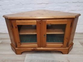 Ducal Corner Tv Cabinet (DELIVERY AVAILABLE FOR THIS ITEM OF FURNITURE)