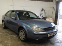 FORD MONDEO (NEW MOT)