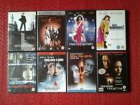 """8 DVD'S """"FBI/GANGSTER/CRIME/MURDER"""""""