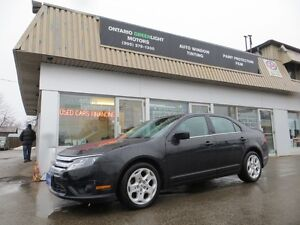 2011 Ford Fusion AUTOMATIC, LOADED, LOW KM