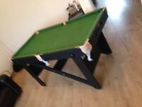 5ft pool table for swaps or sale
