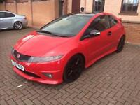 Honda Civic type r px welcome