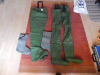 Fishing Waders and more all brand new