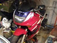 (SOLD)Honda cbr 1000cc f (SOLD)