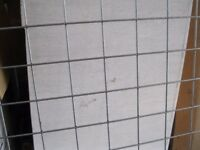 """Wire Mesh Panel, uses various types of fencing. 8ft x 4ft Galvanised Steel 2"""" x 2"""" square holes"""