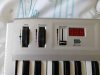 M-Audio Radium 49 USB Midi Controller Keyboard