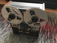 Teac 3340s Simul-Sync 4 Track Tape Machine Recorder