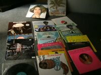 REGGAE,SOUL AND DISCO VINYL LPs.