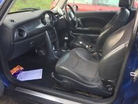 2002 Mini Cooper 1.6