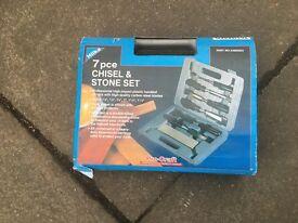 wood chisel set hilka wood chisel set brand new unused £5