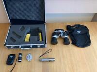 Hummel 10x50 binoculars set
