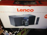 LENCO MCi-220 CD/MP3/USB/SD/iPod mini HiFi