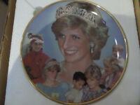 Plate Diana