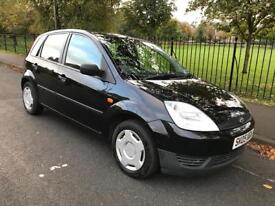 Clean Ford Fiesta 1.2 Finesse 05 plate