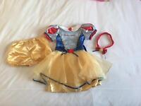 Snow White dress (official) 12-18months