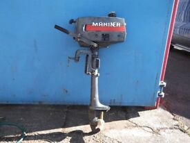 mariner 2hp outboard engine