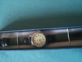 Alpine Army Watch - brand new (boxed)