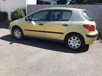 Peugeot 307 Style 2001