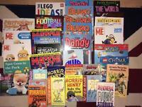34 Boys books