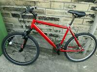 Bike Apollo Feud 20 frame size + rear wheel +pump. Shimano . Kona stickers. New brake pads Clarks