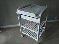 Baby Changing Trolley