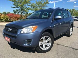 2010 Toyota RAV4 AWD|1 OWNER|GREAT CONDITION