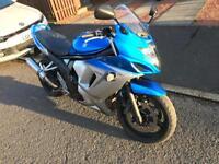Suzuki GSXF 650cc Motorcycle - not Gsxr r6 ninja
