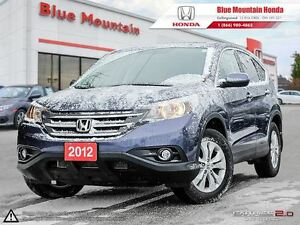2012 Honda CR-V EX-L AWD @ Honda Dealer