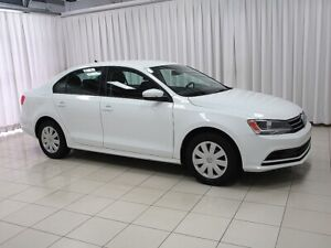 2015 Volkswagen Jetta TRENDLINE + 2.0L 5 SPEED w/ HEATED SEATS &