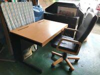 Sturdy Office Desk