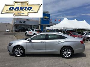 2015 Chevrolet Impala 2LT V6, REM.START, REAR CAMERA!!!