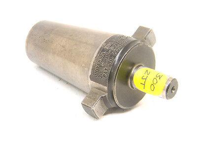 Used Kwik Switch 300 Universal Engineering  2Jt Jacobs Taper Adapter 80352 Jta