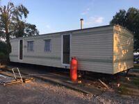 REDUCED Willerby Salisbury Static caravan 32' x 12'