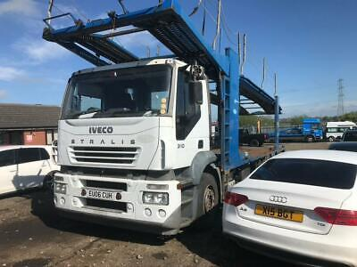 2006 IVECO 7 CAR TRANSPORTER RECOVERY TRUCK BELLE BODY